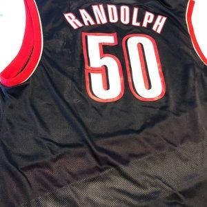 watch 6eb7c 51ee5 Zach Randolph Trail Blazers Jersey